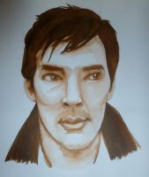 Sepia Benedict by Linxcat