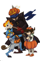 Halloween! by kbird1994