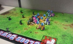 Blood Bowl Project 64 (play example 1) by PONYPAINTTHEPONY
