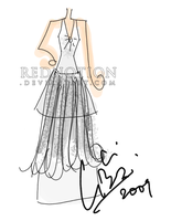15th - 27 Dresses by rednotion
