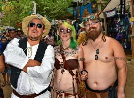 Our Peeps at the 2015 OCF 74 by DarrianAshoka