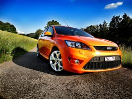 Ford Focus ST by phxch
