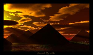 Ancient pyramids by 00AngelicDevil00