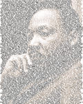 Martin Luther King Jr by thefreaks