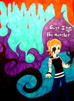 I Am The Monster by Blue-Fire-likes-pie