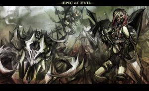 EPIC of EVIL by allenkung1
