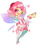 Elsword: SugarPixie by AetherArc