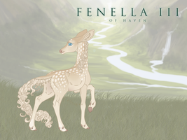 Fenella III | Filly | Haven by TigressDesign