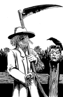 Scarecrow by doctor-morbius