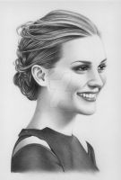 Leighton Meester by Hong-Yu