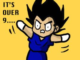 Shut Up Vegeta by Dbzbabe