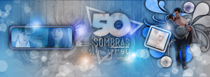 50 sombras de Grey {Portada} by SoHappilyDream