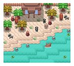 Unova Mini-Maps : 028, 029 by SimplyPixelizing