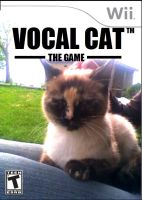 Vocal Cat - The Game by TwistedMethodDan