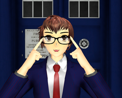 10th Doctor DL (update) by AskTheDoctorxFemEng
