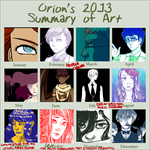 Improvement Meme 2013 by OliviaIron