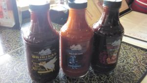 New Lucille's BBQ Sauce Bottles Designs by BigMac1212