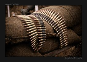 Ammo At The Ready by GwagDesigns