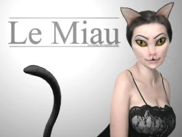 Le Miau by psivamp