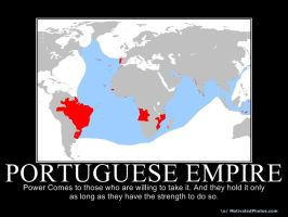 The Portuguese Empire by SMS00