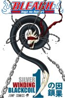 Vol.1 Silver Winding Blackcoil by boomerangmouth