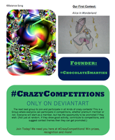 #CrazyCompetitions - Poster Advertisement by Balance-Song