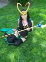 Lady Loki by MurderNurse