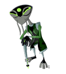 (Reboot!) Azmuth by insanedude24