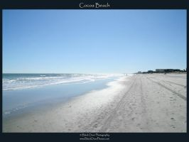 Cocoa Beach by blackdoorphotos