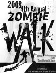 zombiewalk final bw by Crys-tal-bird