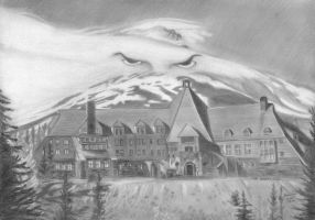 The Shining (The Overlook Hotel) by Superf1yBri