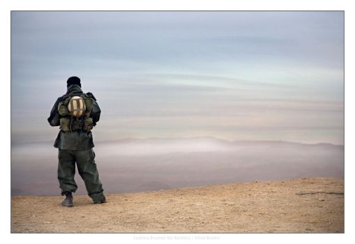 Looking Beyond the Borders by gilad