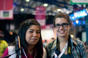 Campus party quito by Gr4Dm4n