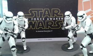 Life size First Order Stormtroopers 1 by thereanimatedunknown