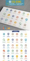 Targo - Premium SEO Industry Icons by kh2838