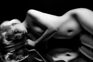 Body - Nude Reflection by BrianMPhotography