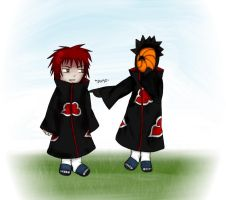 Tobi Poke no Jutsu -Colored- by MusicLova4eva