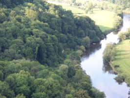 Wye Valley 009 by Pippas-Stock