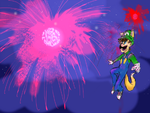 Fireworks by youtwitface