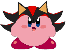 Kirby Hat: Shadow the Hedgehog by MollyKetty