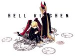 The boy and the devil by demitasse-lover