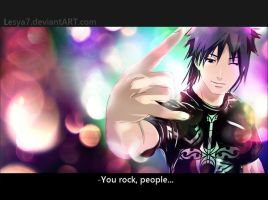 Obito: You rock by Lesya7