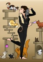 Selina, you have a problem by Allam