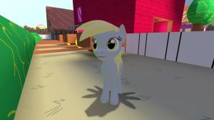 Garry's Mod: Derpless Derpy Hooves by AwesomeCasey795