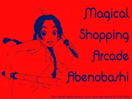 Magical Shopping Arcade by Mitsuos-twin-sister
