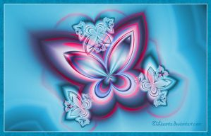 Butterfly by Liuanta
