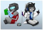 TF Collab - Sparklings part 2 by suzie-chan