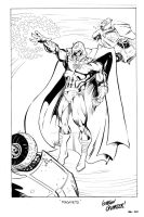 Magneto - commission by GibsonQuarter27