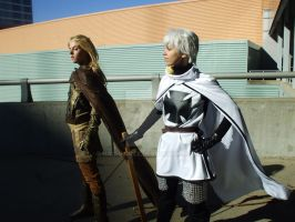 Germania and Teutonic Knight Prussia by HachiJinkx