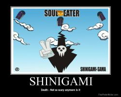 Shinigami by Hollowzo
